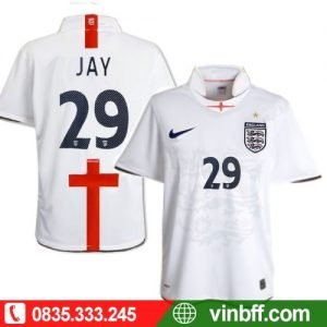 VIN Sport ☎ 0835333245 CAM KẾT CHẤT LƯỢNG VƯỢT TRỘI khi đặt Mẫu quần áo bóng đá may theo yêu cầu alelly tại VIN Sport với chi phí PHÙ HỢP