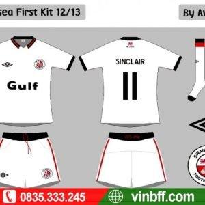 VIN Sport ☎ 0835333245 CAM KẾT CHẤT LƯỢNG VƯỢT TRỘI khi đặt Mẫu quần áo bóng đá may theo yêu cầu Abbece tại VIN Sport với chi phí PHÙ HỢP