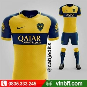 VIN Sport ☎ 0835333245 CAM KẾT CHẤT LƯỢNG VƯỢT TRỘI khi đặt Mẫu quần áo bóng đá may theo yêu cầu Abbwis tại VIN Sport với chi phí PHÙ HỢP