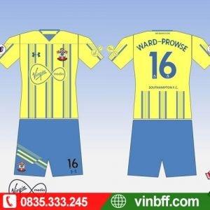 VIN Sport ☎ 0835333245 CAM KẾT CHẤT LƯỢNG VƯỢT TRỘI khi đặt Mẫu quần áo bóng đá may theo yêu cầu ChlKai tại VIN Sport với chi phí PHÙ HỢP