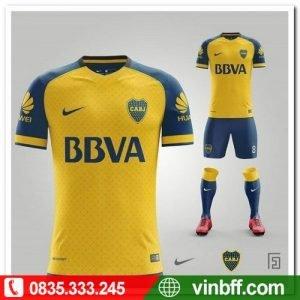 VIN Sport ☎ 0835333245 CAM KẾT CHẤT LƯỢNG VƯỢT TRỘI khi đặt Mẫu quần áo bóng đá may theo yêu cầu Abison tại VIN Sport với chi phí PHÙ HỢP