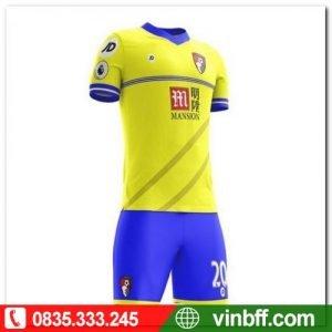 VIN Sport ☎ 0835333245 CAM KẾT CHẤT LƯỢNG VƯỢT TRỘI khi đặt Mẫu quần áo bóng đá may theo yêu cầu Daidon tại VIN Sport với chi phí PHÙ HỢP