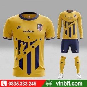 VIN Sport ☎ 0835333245 CAM KẾT CHẤT LƯỢNG VƯỢT TRỘI khi đặt Mẫu quần áo bóng đá may theo yêu cầu Abiece tại VIN Sport với chi phí PHÙ HỢP