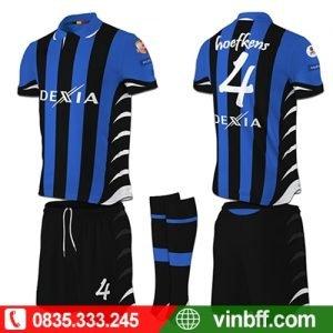 VIN Sport ☎ 0835333245 CAM KẾT CHẤT LƯỢNG VƯỢT TRỘI khi đặt Mẫu quần áo bóng đá may theo yêu cầu Abbzak tại VIN Sport với chi phí PHÙ HỢP