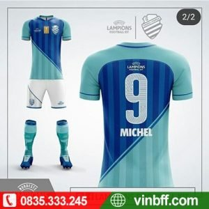VIN Sport ☎ 0835333245 CAM KẾT CHẤT LƯỢNG VƯỢT TRỘI khi đặt Mẫu quần áo bóng đá may theo yêu cầu Zoelly tại VIN Sport với chi phí PHÙ HỢP