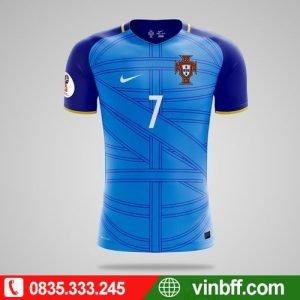 VIN Sport ☎ 0835333245 CAM KẾT CHẤT LƯỢNG VƯỢT TRỘI khi đặt Mẫu quần áo bóng đá may theo yêu cầu Annfie tại VIN Sport với chi phí PHÙ HỢP