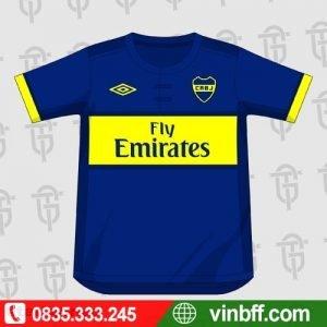 VIN Sport ☎ 0835333245 CAM KẾT CHẤT LƯỢNG VƯỢT TRỘI khi đặt Mẫu quần áo bóng đá may theo yêu cầu Ambgan tại VIN Sport với chi phí PHÙ HỢP