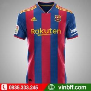 VIN Sport ☎ 0835333245 CAM KẾT CHẤT LƯỢNG VƯỢT TRỘI khi đặt Mẫu quần áo bóng đá may theo yêu cầu AbbJoe tại VIN Sport với chi phí PHÙ HỢP