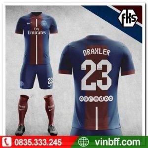 VIN Sport ☎ 0835333245 CAM KẾT CHẤT LƯỢNG VƯỢT TRỘI khi đặt Mẫu quần áo bóng đá may theo yêu cầu Aimuke tại VIN Sport với chi phí PHÙ HỢP