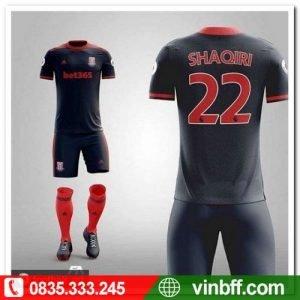 VIN Sport ☎ 0835333245 CAM KẾT CHẤT LƯỢNG VƯỢT TRỘI khi đặt Mẫu quần áo bóng đá may theo yêu cầu Ambwis tại VIN Sport với chi phí PHÙ HỢP