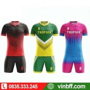 VIN Sport ☎ 0835333245 CAM KẾT CHẤT LƯỢNG VƯỢT TRỘI khi đặt Mẫu quần áo bóng đá may theo yêu cầu Abiian tại VIN Sport với chi phí PHÙ HỢP