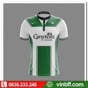 VIN Sport ☎ 0835333245 CAM KẾT CHẤT LƯỢNG VƯỢT TRỘI khi đặt Mẫu quần áo bóng đá may theo yêu cầu AnnBen tại VIN Sport với chi phí PHÙ HỢP