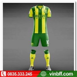 VIN Sport ☎ 0835333245 CAM KẾT CHẤT LƯỢNG VƯỢT TRỘI khi đặt Mẫu quần áo bóng đá may theo yêu cầu Abiwen tại VIN Sport với chi phí PHÙ HỢP