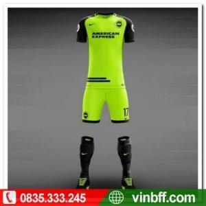 VIN Sport ☎ 0835333245 CAM KẾT CHẤT LƯỢNG VƯỢT TRỘI khi đặt Mẫu quần áo bóng đá may theo yêu cầu Laumin tại VIN Sport với chi phí PHÙ HỢP