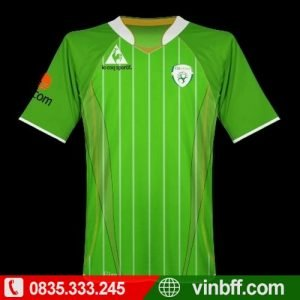 VIN Sport ☎ 0835333245 CAM KẾT CHẤT LƯỢNG VƯỢT TRỘI khi đặt Mẫu quần áo bóng đá may theo yêu cầu Saraac tại VIN Sport với chi phí PHÙ HỢP