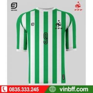 VIN Sport ☎ 0835333245 CAM KẾT CHẤT LƯỢNG VƯỢT TRỘI khi đặt Mẫu quần áo bóng đá may theo yêu cầu Niaaun tại VIN Sport với chi phí PHÙ HỢP