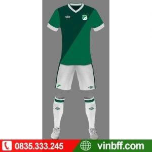 VIN Sport ☎ 0835333245 CAM KẾT CHẤT LƯỢNG VƯỢT TRỘI khi đặt Mẫu quần áo bóng đá may theo yêu cầu Chamie tại VIN Sport với chi phí PHÙ HỢP