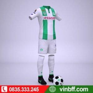 VIN Sport ☎ 0835333245 CAM KẾT CHẤT LƯỢNG VƯỢT TRỘI khi đặt Mẫu quần áo bóng đá may theo yêu cầu BecKai tại VIN Sport với chi phí PHÙ HỢP