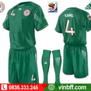 VIN Sport ☎ 0835333245 CAM KẾT CHẤT LƯỢNG VƯỢT TRỘI khi đặt Mẫu quần áo bóng đá may theo yêu cầu Hanlex tại VIN Sport với chi phí PHÙ HỢP