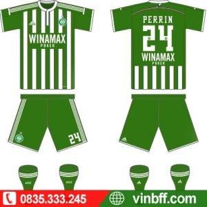 VIN Sport ☎ 0835333245 CAM KẾT CHẤT LƯỢNG VƯỢT TRỘI khi đặt Mẫu quần áo bóng đá may theo yêu cầu Lilian tại VIN Sport với chi phí PHÙ HỢP