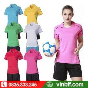 VIN SPORT ☎ 0913758765 CAM KẾT CHẤT LƯỢNG VƯỢT TRỘI khi đặt Bộ quần áo bóng đá nữ betaun tại VIN SPORT với chi phí PHÙ HỢP