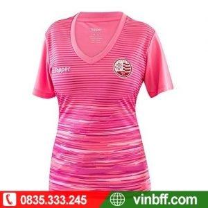 VIN SPORT ☎ 0913758765 CAM KẾT CHẤT LƯỢNG VƯỢT TRỘI khi đặt Bộ quần áo bóng đá nữ Sarley tại VIN SPORT với chi phí PHÙ HỢP