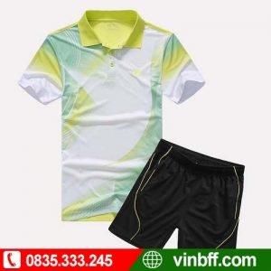 VIN ☎ 0835 333 245 CAM KẾT CHẤT LƯỢNG VƯỢT TRỘI khi đặt Bộ quần áo cầu lông Abblex tại VIN với chi phí PHÙ HỢP