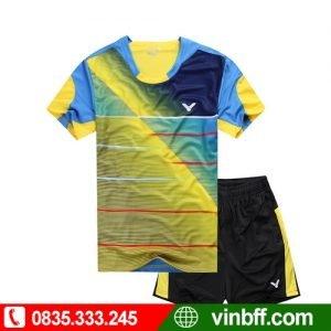 VIN ☎ 0835 333 245 CAM KẾT CHẤT LƯỢNG VƯỢT TRỘI khi đặt Bộ quần áo cầu lông Ambuis tại VIN với chi phí PHÙ HỢP